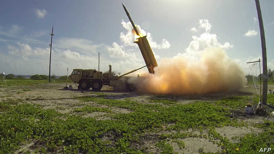 صاروخ ثاد