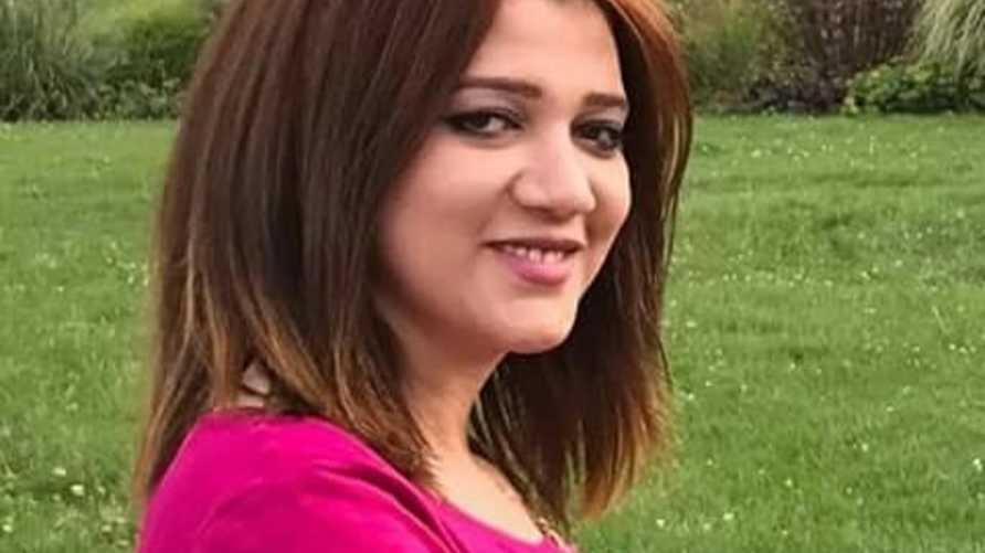 الناشطة أمل فتحي نقلا عن حساب أمنستي على تويتر