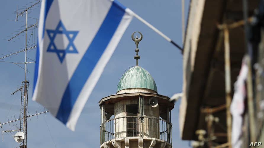 أحد مساجد القدس