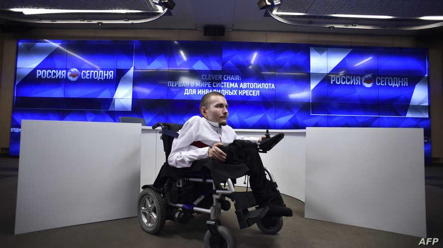 الروسي فاليري سبيريدونوف ينتظر إجراء عملية زرع رأس