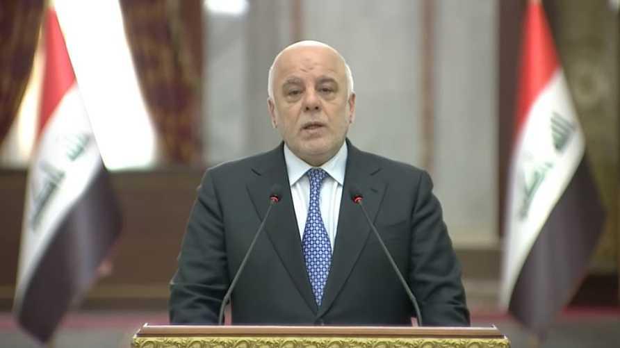 المؤتمر الأسبوعي لرئيس الوزراء العراقي