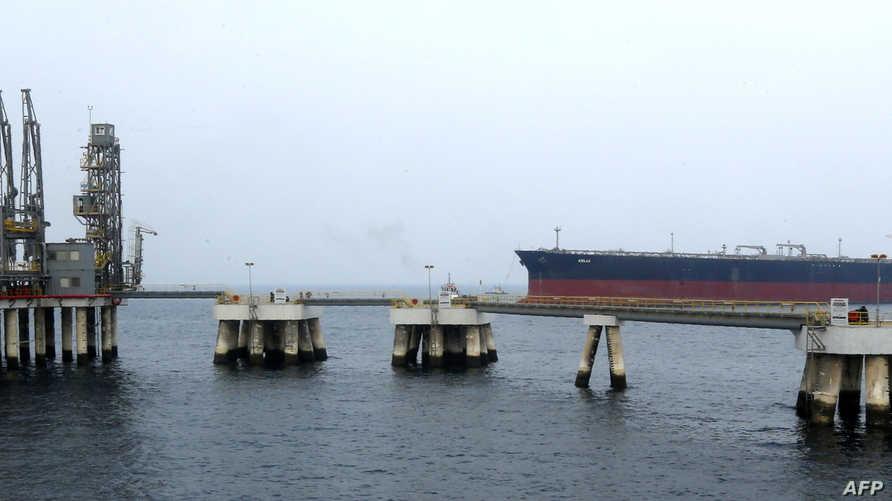 ميناء الفجيرة - الإمارات. أرشيفية