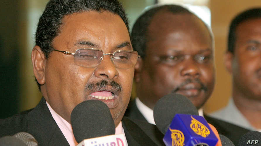 رئيس جهاز المخابرات السوداني الجديد صلاح عبد الله محمد صالح