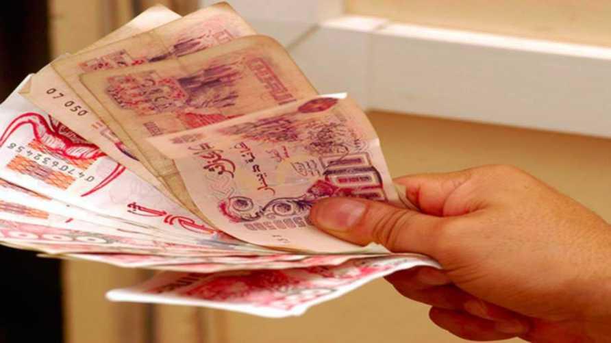 نقود جزائرية