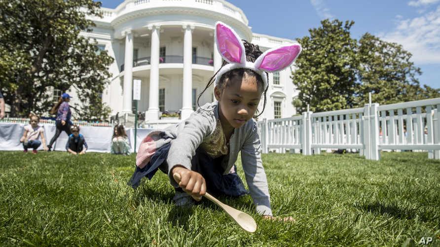 احتفالات عيد الفصح في البيت الأبيض