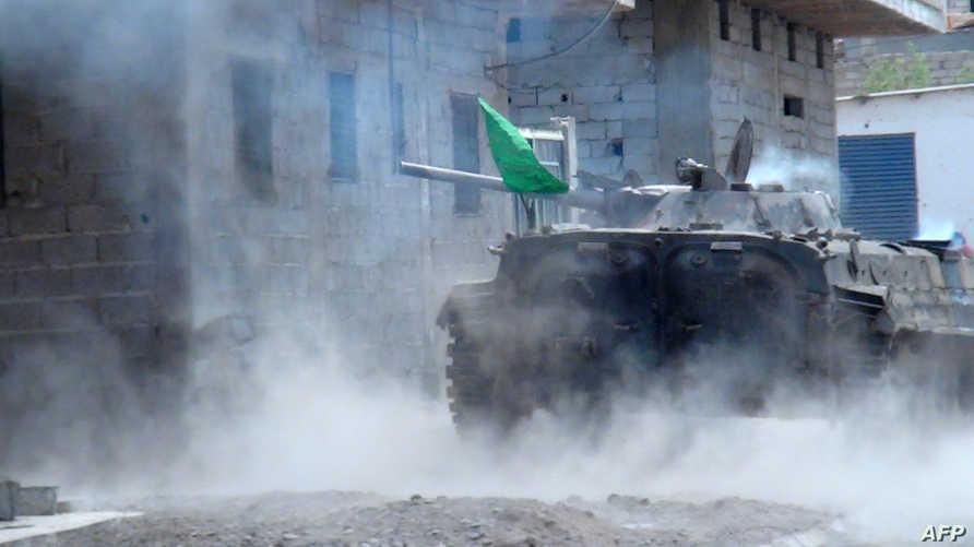 اشتباكات سابقة في عدن