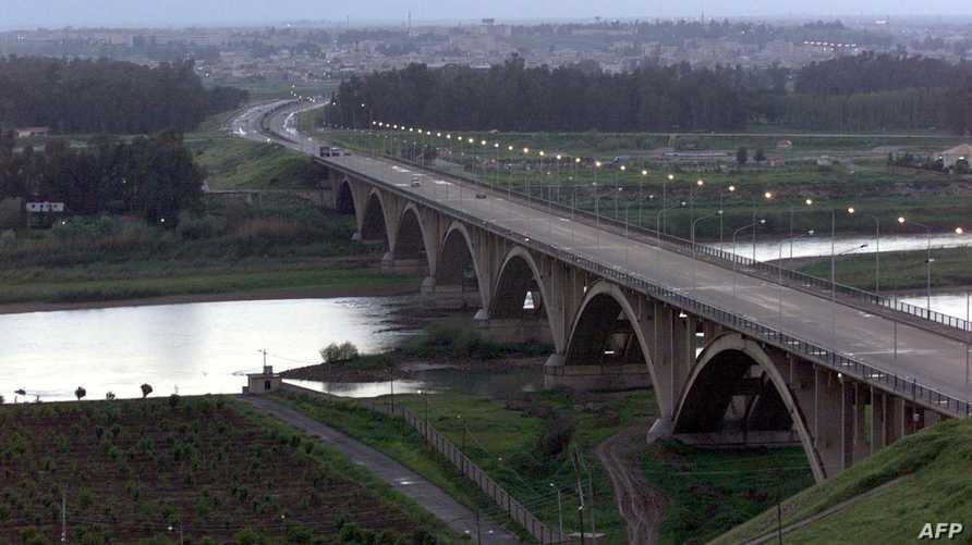 جانب من مدينة الموصل- أرشيف