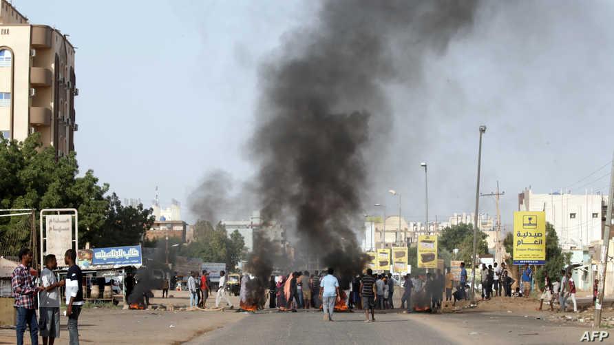 مظاهرات احتجاجية في الخرطوم على نتائج تحقيق فض الاعتصام