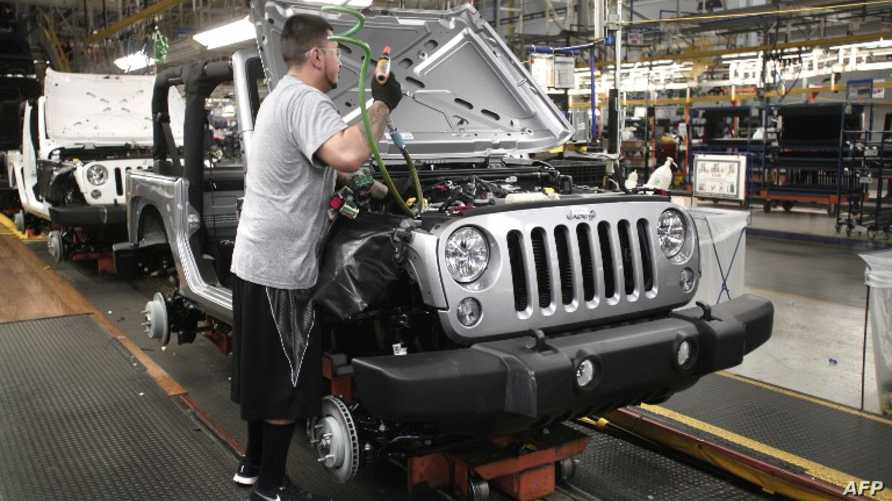 مصنع للسيارات في ولاية أوهايو