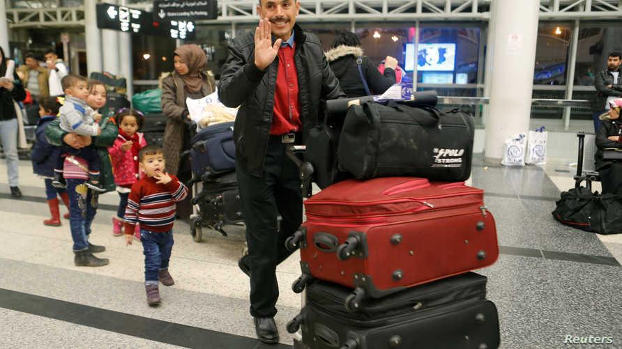 لاجئون سوريون في الولايات المتحدة