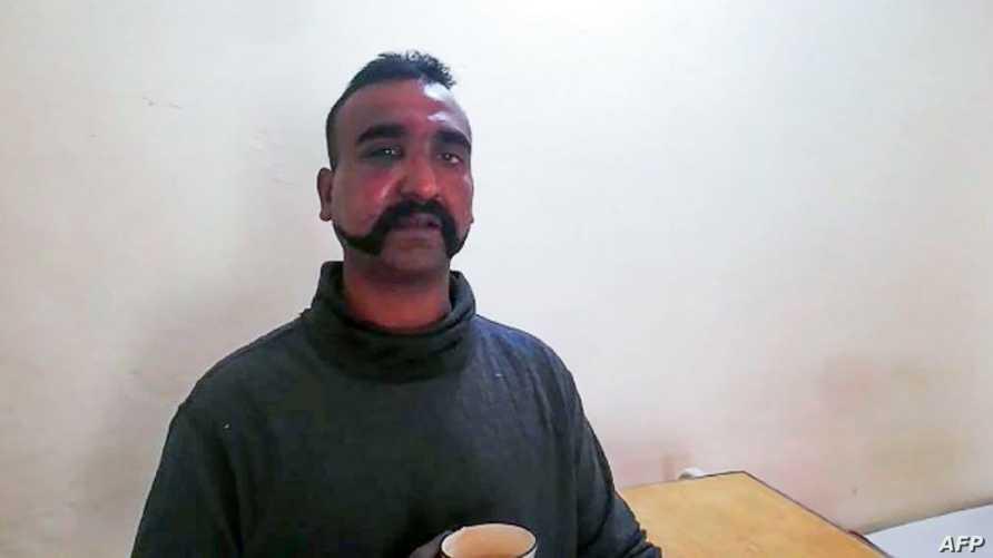 الطيار الهندي الأسير لدى باكستان