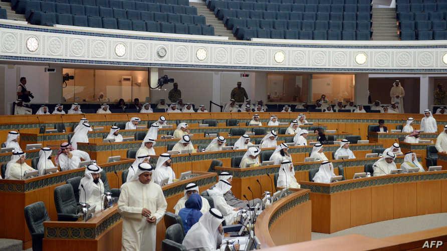 البرلمان الكويتي-أرشيف