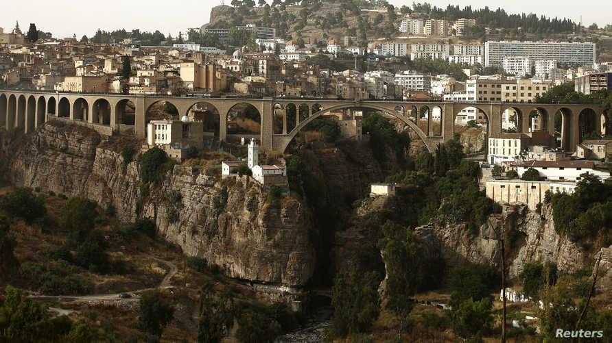 مدينة قسنطينة الجزائرية (أرشيفية)