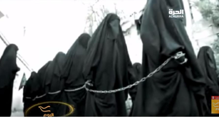رجل أعمال غربي ينقذ أيزيديات من قبضة داعش
