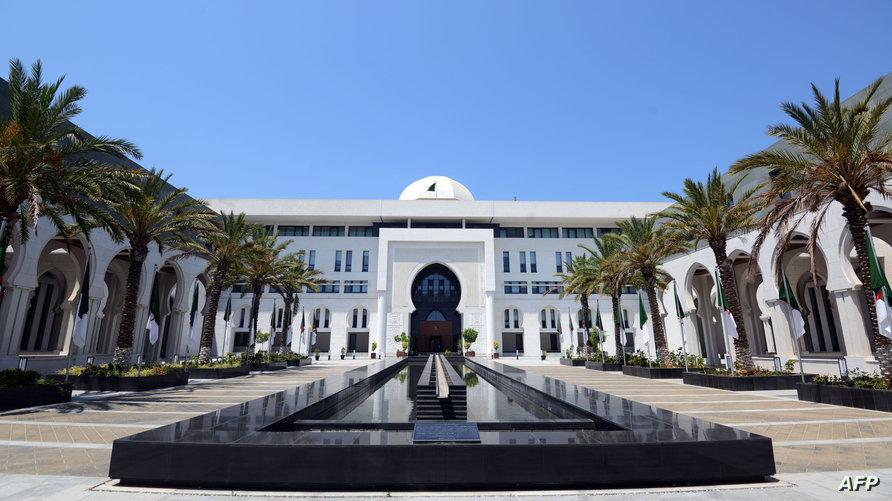 مبنى وزارة الخارجية الجزائرية