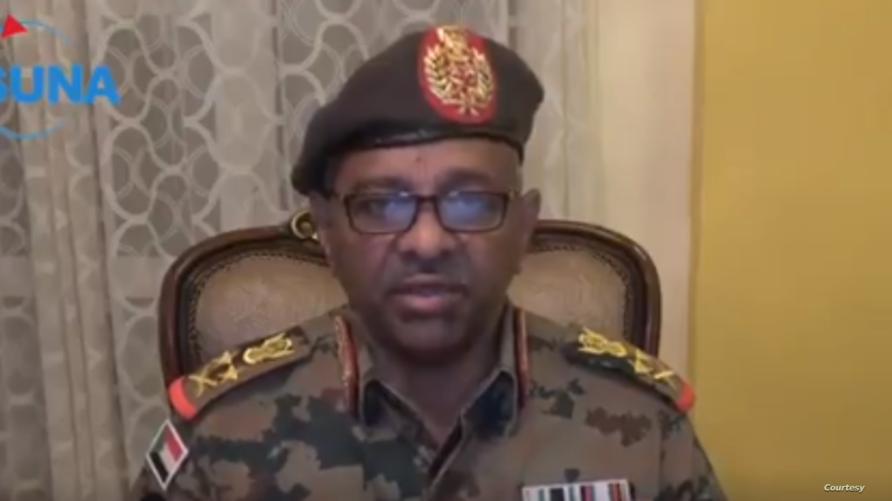 قائد المحاولة الانقلابية الفاشلة في السودان الفريق أول هاشم عبد المطلب