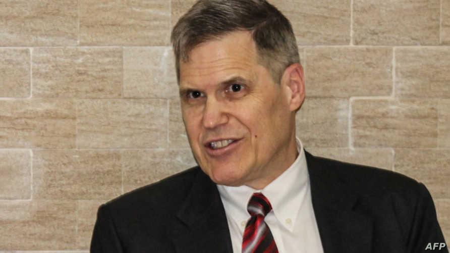 السفير الأميركي الجديد في العراق ماثيو تويلر-أرشيف