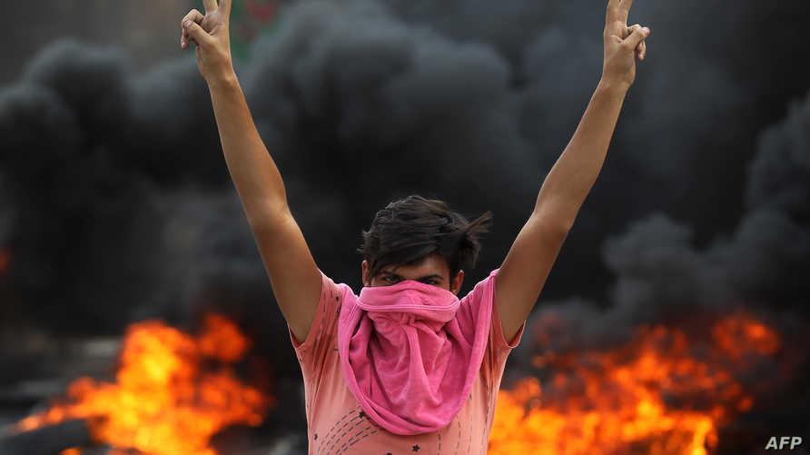 العراق.. اتساع رقعة المظاهرات وسقوط قتلى يقلق المجتمع الدولي