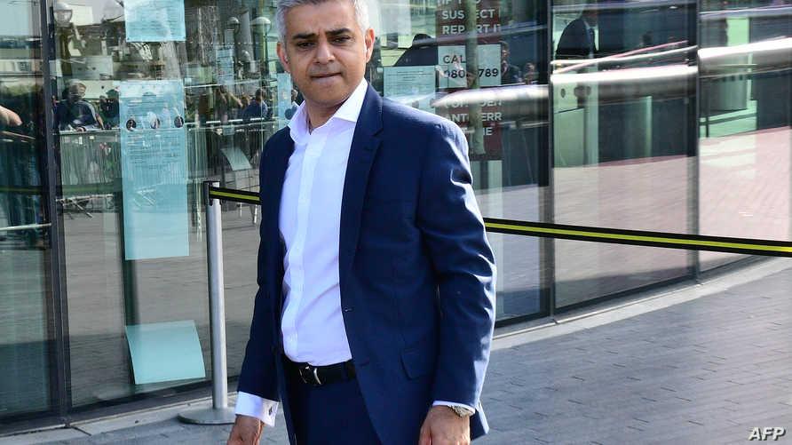 صادق خان عمدة لندن