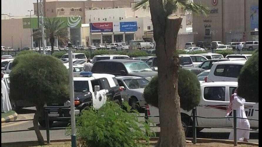 الشرطة طوقت مستشفى الملك خالد في مدينة حائل إثر إطلاق النار