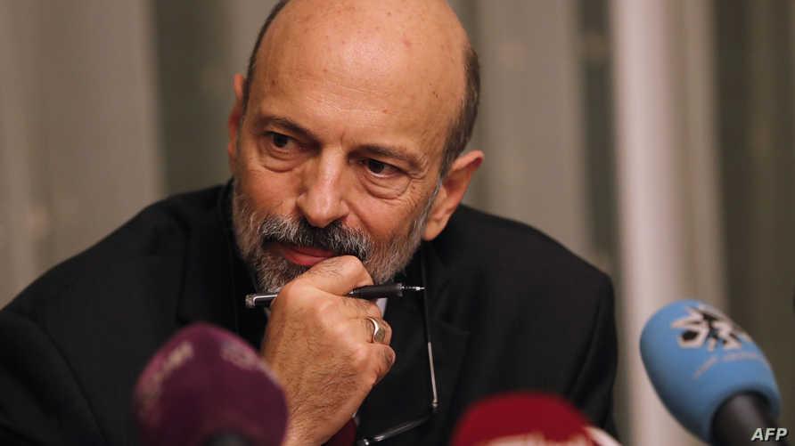 رئيس وزراء الأردن الدكتور عمر الرزاز