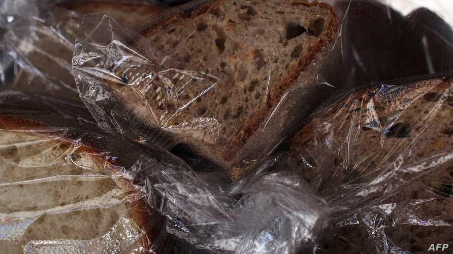 خبز معروض في نيويورك