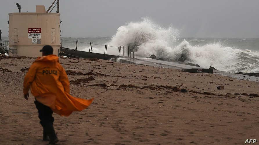 فلوريدا قبيل وصول الإعصار
