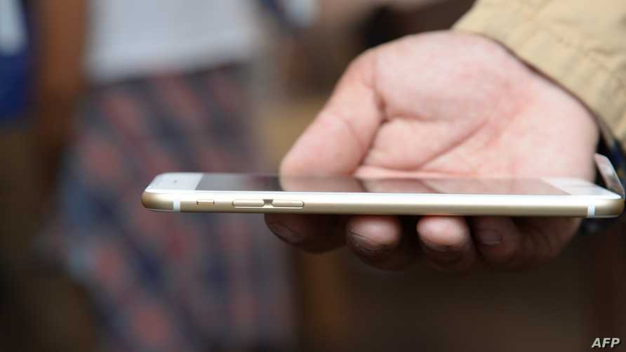 جهاز آيفون 6 بلاس