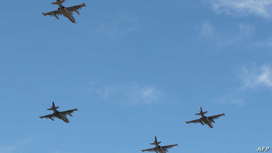 طائرات تابعة لسلاح الجو العراقي- أرشيف