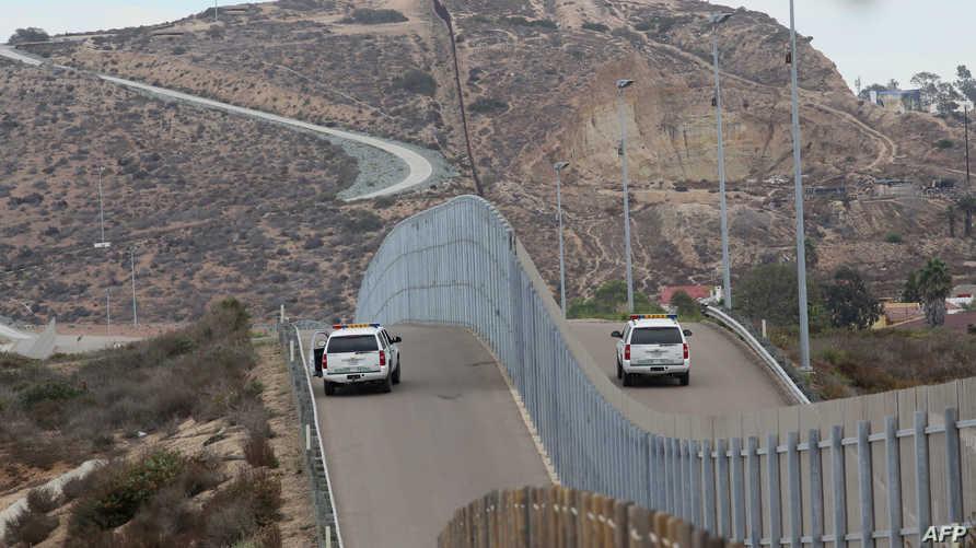 الحدود الأميركية المكسيكية