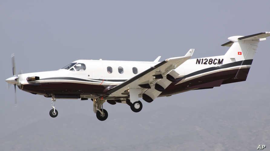 طائرة Pilatus-PC 12 ذات المحرك الواحد