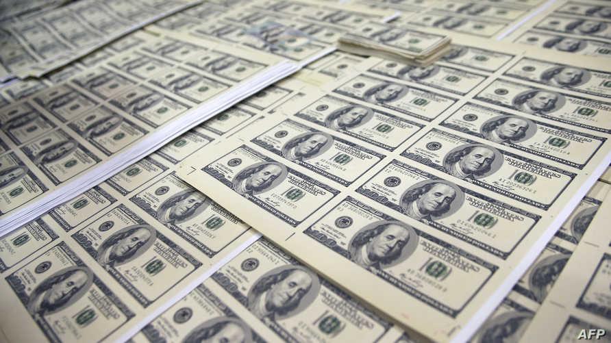 الدولار الأميركي. أرشيفية