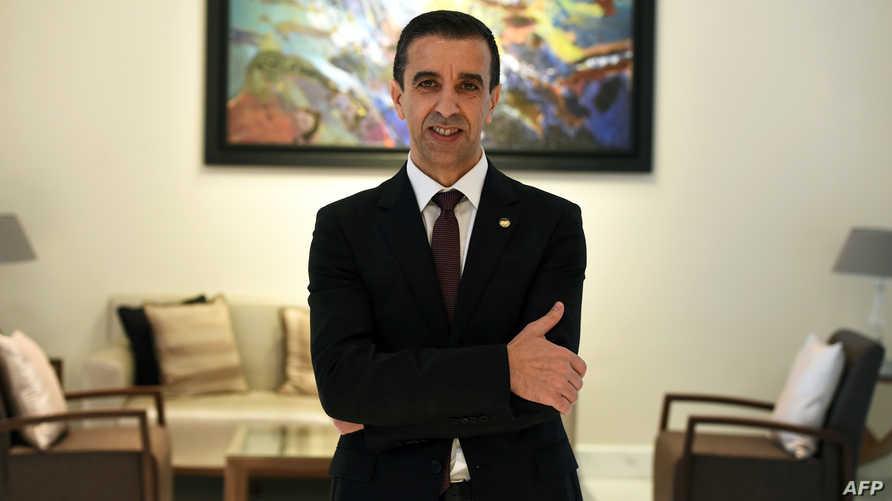 رجل الأعمال الجزائري علي حداد