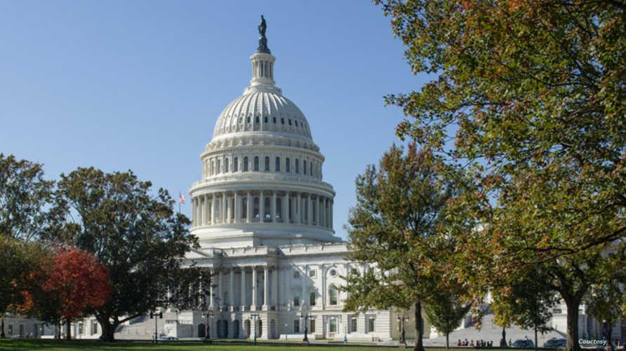 جانب من الكونغرس الأميركي