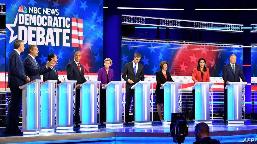 مناظرة الديمقراطيين الأولى