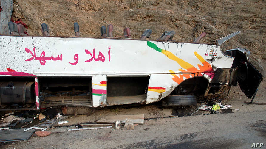 حادث سير جنوب المغرب-أرشيف