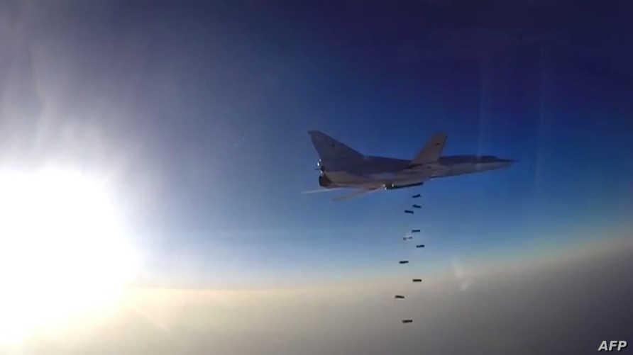 طائرة روسية شاركت في العمليات في سورية انطلاقا من إيران