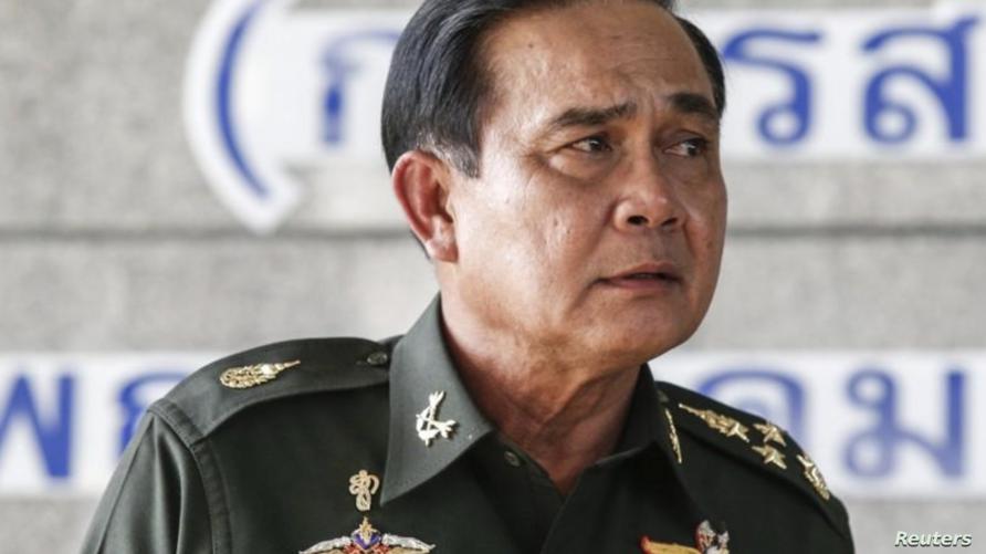 قائد المجلس العسكري في تايلاند برايوت تشان أوتشا