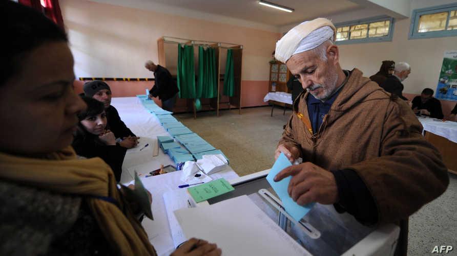 انتخابات سابقة في الجزائر