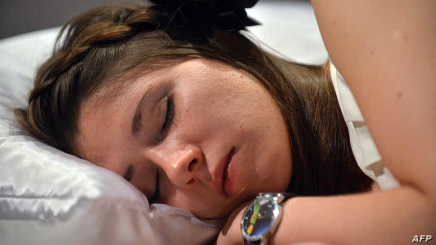 ترسبات النهار تلاحق الشخص خلال محاولة النوم