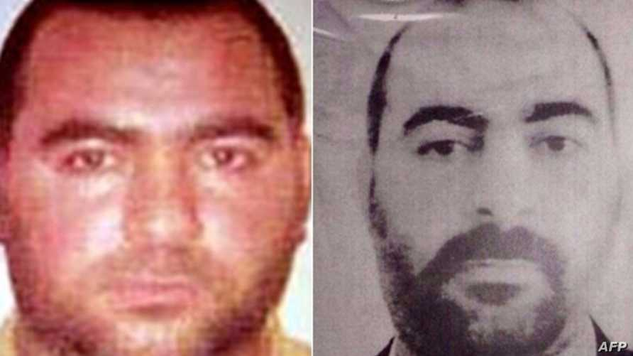 أمير تنظيم الدولة الإسلامية في العراق والشام أبوبكر البغدادي