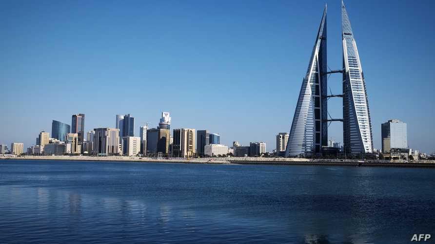مشهد عام للعاصمة البحرينية المنامة