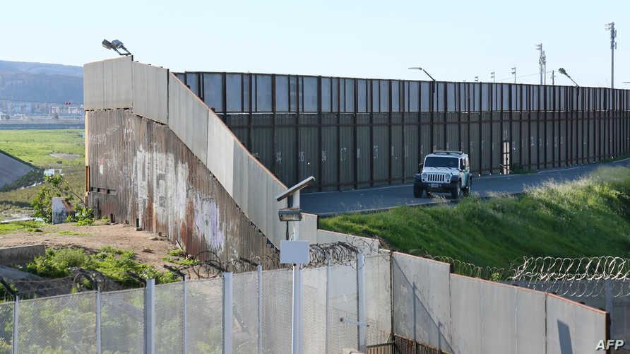 حرس الحدود الأميركي