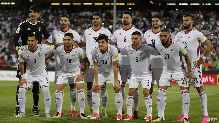 المنتخب الإيراني_ أرشيف