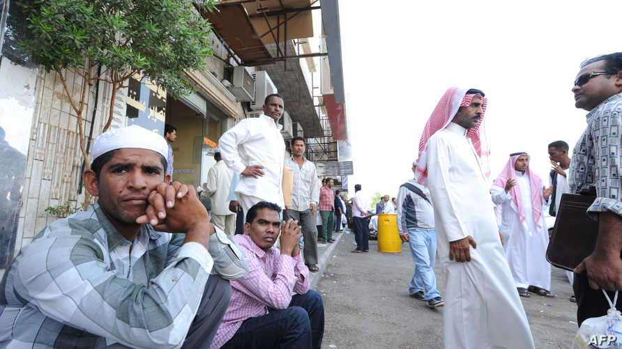 عمال وافدون في السعودية (أرشيف)