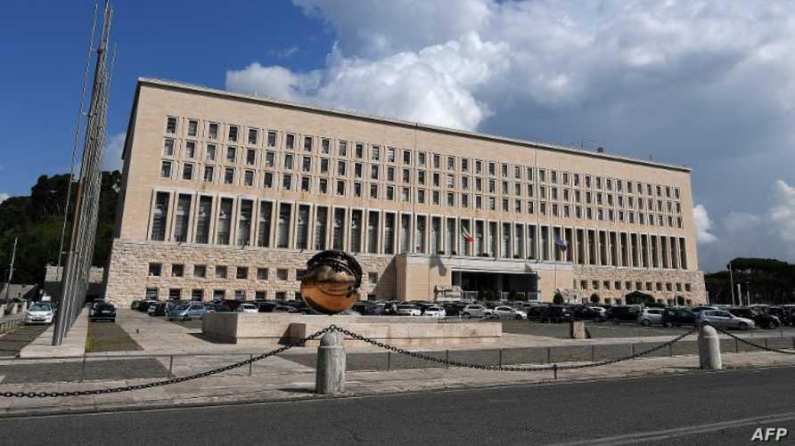 مبنى وزارة الخارجية الفرنسية - أرشيف