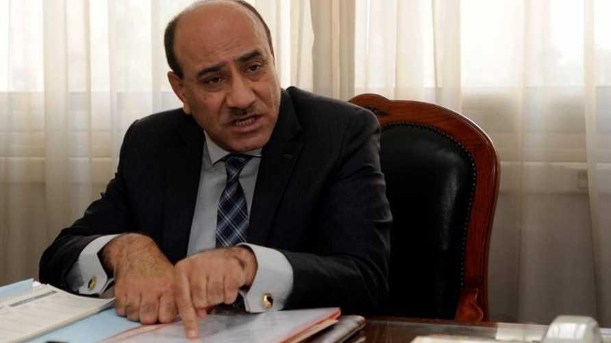 رئيس الجهاز المركزي للمحاسبات السابق في مصر هشام جنينة