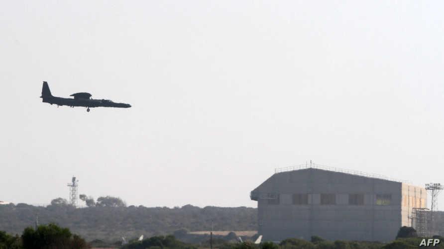 طائرة لوكهيد U2