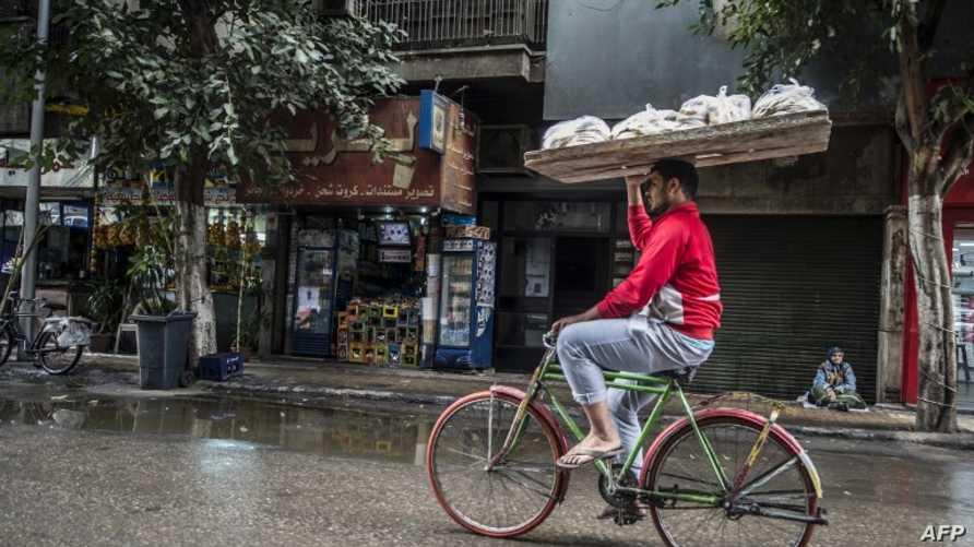 الحكومة المصرية تدرس تعديلات على نظام الخبز المدعم
