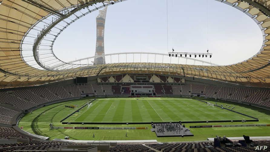 ملعب خليفة سيستضيف مباريات خلال كأس العالم 2020